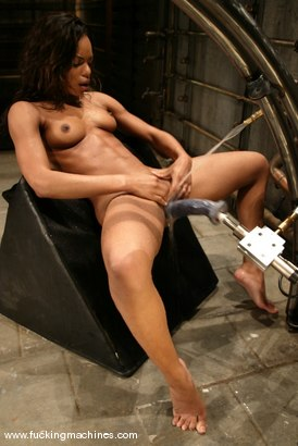 Photo number 7 from Marie Luv gets wet with Fuckingmachines shot for Fucking Machines on Kink.com. Featuring Marie Luv in hardcore BDSM & Fetish porn.