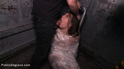Photo number 3 from Juliette March is Disgusting in this Brutal All-Anal Public Scene! shot for Public Disgrace on Kink.com. Featuring Juliette March, Tommy Pistol and Mona Wales in hardcore BDSM & Fetish porn.