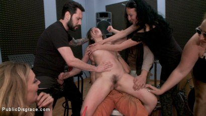 Photo number 10 from Juliette March is Disgusting in this Brutal All-Anal Public Scene! shot for Public Disgrace on Kink.com. Featuring Juliette March, Tommy Pistol and Mona Wales in hardcore BDSM & Fetish porn.