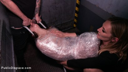 Photo number 4 from Juliette March is Disgusting in this Brutal All-Anal Public Scene! shot for Public Disgrace on Kink.com. Featuring Juliette March, Tommy Pistol and Mona Wales in hardcore BDSM & Fetish porn.