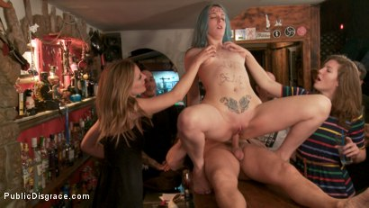 Photo number 16 from Mona Wales Humiliates Liz Rainbow Beyond Her Sickest Fantasies! shot for Public Disgrace on Kink.com. Featuring Max Cortes, Mona Wales and Liz Rainbow in hardcore BDSM & Fetish porn.