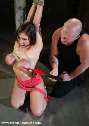 Photo number 6 from Claire Dames shot for Sex And Submission on Kink.com. Featuring Claire Dames and Mark Davis in hardcore BDSM & Fetish porn.
