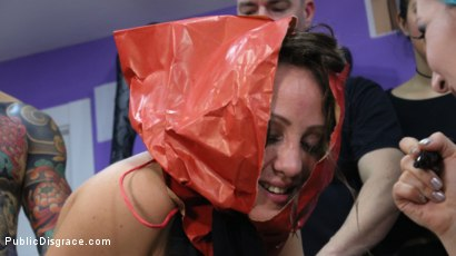 Photo number 14 from Tight And Curvaceous Betty Foxxx Fucked In Public By New Young Domme! shot for Public Disgrace on Kink.com. Featuring Juan Lucho, Betty Foxxx, Mona Wales and Liz Rainbow in hardcore BDSM & Fetish porn.