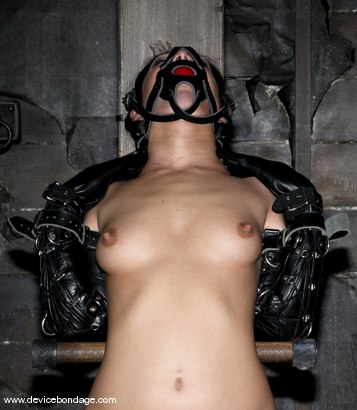 Photo number 7 from Dukka shot for Device Bondage on Kink.com. Featuring Kylee King in hardcore BDSM & Fetish porn.
