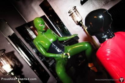 Photo number 18 from Adoring Frejadottir shot for Proud and Perverted on Kink.com. Featuring Madame Adore and Frejadottir in hardcore BDSM & Fetish porn.