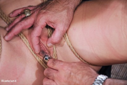 Photo number 10 from Because I Tease the Boys shot for Wasteland on Kink.com. Featuring Nyssa Nevers and David Lawrence in hardcore BDSM & Fetish porn.