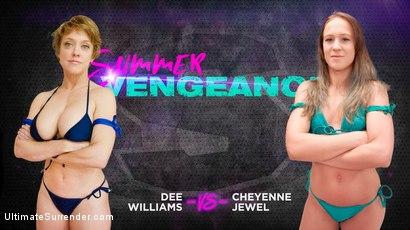 Dee Williams vs Cheyenne Jewel