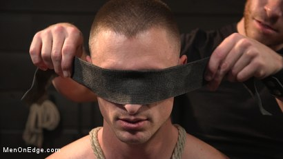 Photo number 1 from Tattooed Stud Dane Stewart Gets His Big Dick Electrified and Edged shot for Men On Edge on Kink.com. Featuring Dane Stewart in hardcore BDSM & Fetish porn.