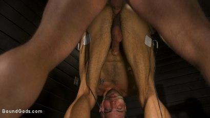 Photo number 1 from Fuck toy Casey Everett gets used by beefcake Colby Jansen shot for Bound Gods on Kink.com. Featuring Colby Jansen and Casey Everett in hardcore BDSM & Fetish porn.