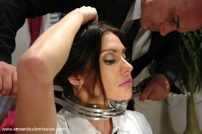 Photo number 3 from The Heirloom shot for Sex And Submission on Kink.com. Featuring Ben English and Sheila Marie in hardcore BDSM & Fetish porn.