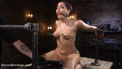 Photo number 7 from Gabriella Paltrova Anal Orgasm in Diabolical Predicament Bondage shot for Device Bondage on Kink.com. Featuring Gabriella Paltrova in hardcore BDSM & Fetish porn.