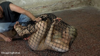 Photo number 13 from Katy Sky Trying to Escape shot for Struggling Babes on Kink.com. Featuring Katy Sky and Ar in hardcore BDSM & Fetish porn.