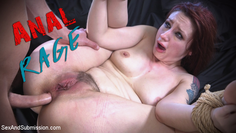 SexAndSubmission - Anal Rage