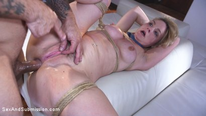 Photo number 15 from Anal Hostage shot for Sex And Submission on Kink.com. Featuring Lisey Sweet  and Mr. Pete in hardcore BDSM & Fetish porn.