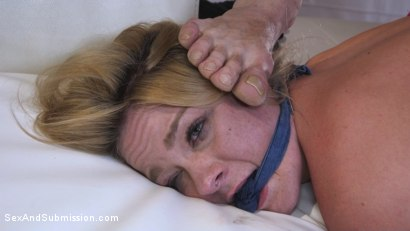 Photo number 6 from Anal Hostage shot for Sex And Submission on Kink.com. Featuring Lisey Sweet  and Mr. Pete in hardcore BDSM & Fetish porn.