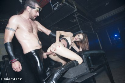 Photo number 2 from Leather-Clad Whores Abuse and Fuck Their Gimp shot for Harmony Fetish on Kink.com. Featuring Franki, Mishka Devlin and Jay Snakes in hardcore BDSM & Fetish porn.