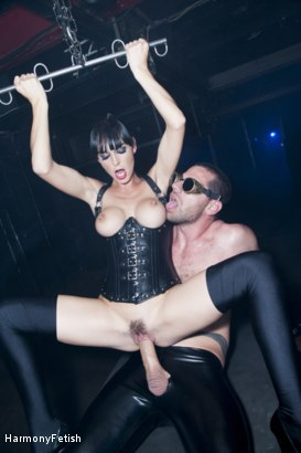 Photo number 16 from Leather-Clad Whores Abuse and Fuck Their Gimp shot for Harmony Fetish on Kink.com. Featuring Franki, Mishka Devlin and Jay Snakes in hardcore BDSM & Fetish porn.