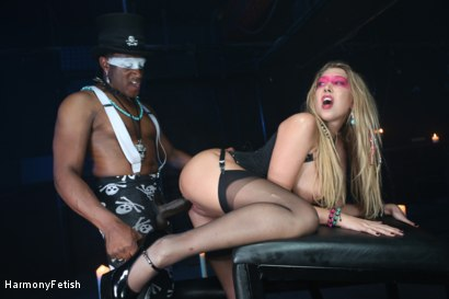 Photo number 24 from Interracial Voodoo Threesome shot for Harmony Fetish on Kink.com. Featuring Lexi Lowe, Samantha Bentley and Omar in hardcore BDSM & Fetish porn.