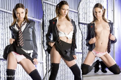 Photo number 13 from Extreme Schoolgirl Gangbang shot for Harmony Fetish on Kink.com. Featuring Amber Rayne, Jack Logan, Deke, Ethan Cage, Marco Banderas, Jazz Duro, Jordan Lane, Jack Lawrence, Marcus London, Oliver, Mark Davis and Trent in hardcore BDSM & Fetish porn.