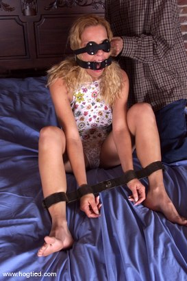 Photo number 2 from Goldie shot for Hogtied on Kink.com. Featuring Goldie in hardcore BDSM & Fetish porn.