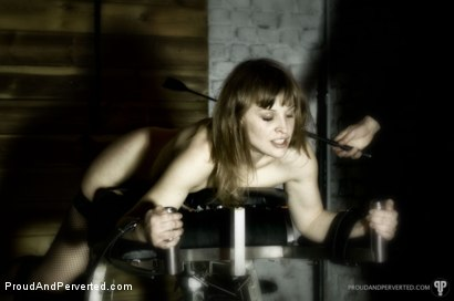 Photo number 9 from The Day I Met Marion shot for Proud and Perverted on Kink.com. Featuring Marion and Sebastian Solo in hardcore BDSM & Fetish porn.