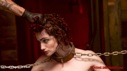 Photo number 6 from Lydia Black Sexual Disgrace Punk Rock Cock shot for Sexual Disgrace on Kink.com. Featuring Lydia Black  and Bruno Dickemz in hardcore BDSM & Fetish porn.