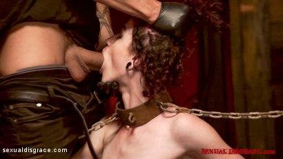 Photo number 8 from Lydia Black Sexual Disgrace Punk Rock Cock shot for Sexual Disgrace on Kink.com. Featuring Lydia Black  and Bruno Dickemz in hardcore BDSM & Fetish porn.
