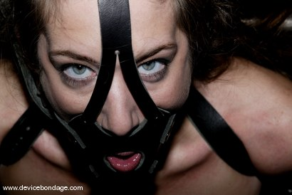 Photo number 4 from Jade shot for Device Bondage on Kink.com. Featuring Jade Marxxx in hardcore BDSM & Fetish porn.