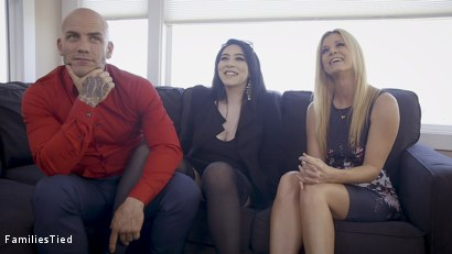 Photo number 17 from 18 Year Old Busty Rich Brat Amilia Onyx Brought to Heel shot for  on Kink.com. Featuring India Summer, Derrick Pierce and Amilia Onyx in hardcore BDSM & Fetish porn.