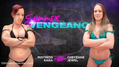 Cheyenne Jewel vs Mistress Kara