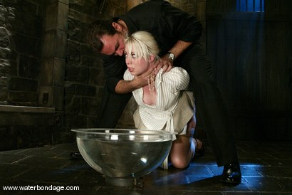 Photo number 3 from Lorelei Lee & Steven St. Croix   Have Wet & Wild Waterbondage Sex! shot for Water Bondage on Kink.com. Featuring Lorelei Lee and Steven St. Croix in hardcore BDSM & Fetish porn.