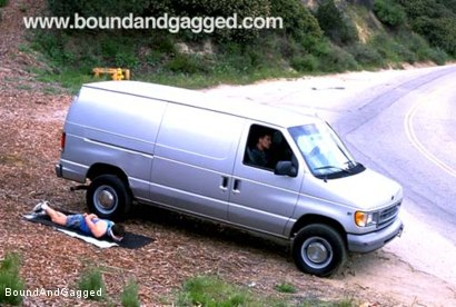 Photo number 18 from Boynapped!: The Kidnapping shot for Bound And Gagged on Kink.com. Featuring Bryan Manfield, Sam Dixon, Matt Sizemore and Tony Santis in hardcore BDSM & Fetish porn.