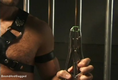 Photo number 12 from Boynapped!: Abusing the House Slave  shot for Bound And Gagged on Kink.com. Featuring Sam Dixon, Matt Sizemore and Tony Santis in hardcore BDSM & Fetish porn.