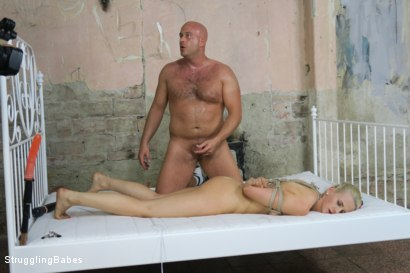 Photo number 10 from Tied up Katy gets Fucked Hardcore shot for Struggling Babes on Kink.com. Featuring Katy Sky and Marcel Lee in hardcore BDSM & Fetish porn.