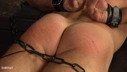 Photo number 14 from Lubos Koryz - High Voltage shot for Str8Hell on Kink.com. Featuring Lubos Koryz and Mirek Cisler in hardcore BDSM & Fetish porn.