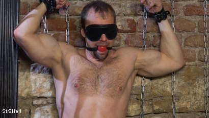 Photo number 2 from Mattias Solich - Spanking shot for Str8Hell on Kink.com. Featuring Mattias Solich and Ondra Matej in hardcore BDSM & Fetish porn.