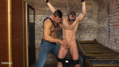 Photo number 13 from Mattias Solich - Spanking shot for Str8Hell on Kink.com. Featuring Mattias Solich and Ondra Matej in hardcore BDSM & Fetish porn.