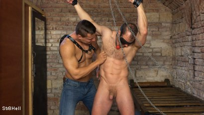 Photo number 14 from Mattias Solich - Spanking shot for Str8Hell on Kink.com. Featuring Mattias Solich and Ondra Matej in hardcore BDSM & Fetish porn.