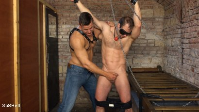 Photo number 7 from Mattias Solich - Spanking shot for Str8Hell on Kink.com. Featuring Mattias Solich and Ondra Matej in hardcore BDSM & Fetish porn.