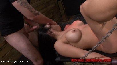 Photo number 13 from Mia Li Services her Master's Associate shot for Sexual Disgrace on Kink.com. Featuring Mia Little in hardcore BDSM & Fetish porn.