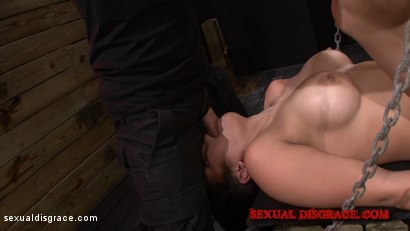 Photo number 4 from Mia Li Services her Master's Associate shot for Sexual Disgrace on Kink.com. Featuring Mia Little in hardcore BDSM & Fetish porn.