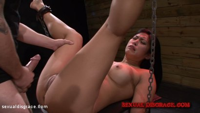 Photo number 7 from Mia Li Services her Master's Associate shot for Sexual Disgrace on Kink.com. Featuring Mia Little in hardcore BDSM & Fetish porn.