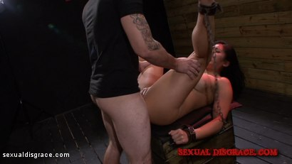 Photo number 9 from Mia Li Services her Master's Associate shot for Sexual Disgrace on Kink.com. Featuring Mia Little in hardcore BDSM & Fetish porn.