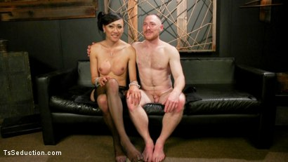 Photo number 20 from Obedient Boy: Venus Lux Torments & Fucks Her Delivery Boy shot for TS Seduction on Kink.com. Featuring Venus Lux and Damien Moreau in hardcore BDSM & Fetish porn.