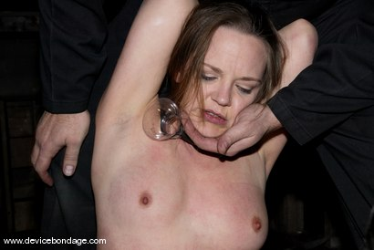Photo number 13 from Local Girl shot for Device Bondage on Kink.com. Featuring Ky in hardcore BDSM & Fetish porn.