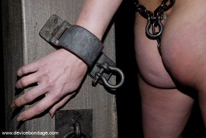 Photo number 6 from Local Girl shot for Device Bondage on Kink.com. Featuring Ky in hardcore BDSM & Fetish porn.