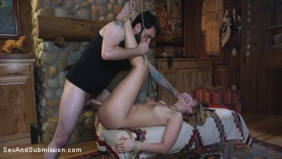 Photo number 12 from The Agreement shot for Sex And Submission on Kink.com. Featuring Tommy Pistol and Moka Mora in hardcore BDSM & Fetish porn.