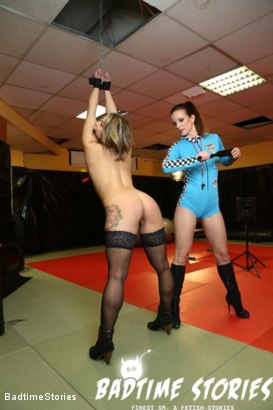 Photo number 6 from German Slave Fisted and Squirts in BDSM with Dominatrix shot for Badtime Stories on Kink.com. Featuring Smorlow, Annika Rose and Eva Adams in hardcore BDSM & Fetish porn.