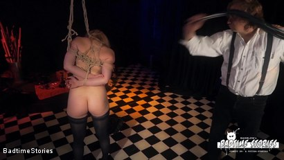 Photo number 15 from Obedient German Slave Tied and Tormented in Intense BDSM: Part 1 shot for Badtime Stories on Kink.com. Featuring Smorlow, Kerenka, Mac Troy, Hagen Bondage and Mary O in hardcore BDSM & Fetish porn.