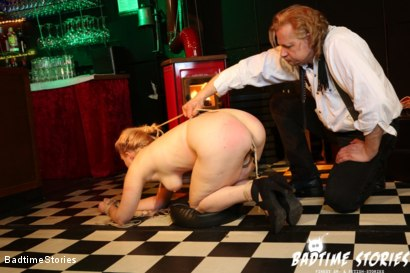 Photo number 3 from Submissive German Mary O. Tormented in Hardcore BDSM: Part 2 shot for Badtime Stories on Kink.com. Featuring Smorlow, Hagen Bondage and Mary O in hardcore BDSM & Fetish porn.
